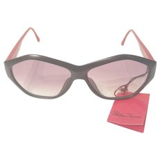 Paloma picasso red ICONIC sunglasses NWOT