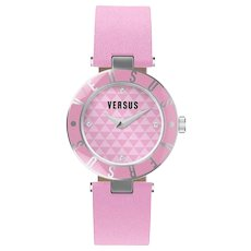 2015 Versus by Gianni Versace pink Watch