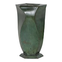 Bronze Vase by Jean Dunand, 1920s