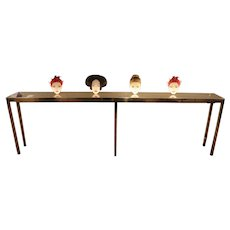 Philippe Starck — Console designed for the Paris Kong Restaurant