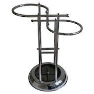 Modernist Umbrella Stand, circa 1940, Belgium