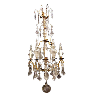 A Gothic style chandelier