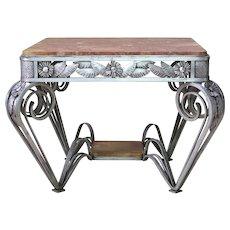 "Art Deco ""Daisy"" Centre Table - France, circa 1930s"