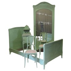 Art Nouveau Bedroom Set - France, Early 1900s