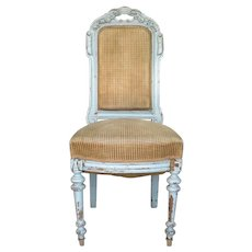 Set of 14 Henri II Dining Chairs - France, 19th Century
