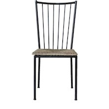Set of 6 Chairs by Colette Gueden - France, 1950s