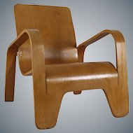 Lounge Chair for Lawo Ommen by Dutch designer Han Pieck