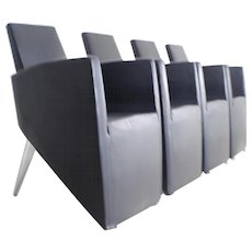 Philippe Starck Serie Lang lounge chairs (J.)