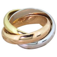 CARTIER Trinity Ring, 18k Gold