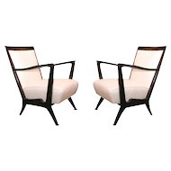 Italian Lounge Chairs