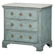 Louis XVI chest of drawers, circa 1780