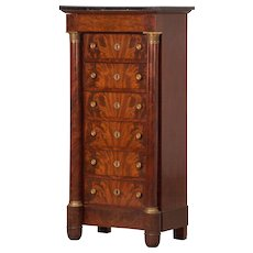 Charles X chest of drawers, France 1820