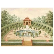 'Botanical Garden Scenes' available at RAMSAY