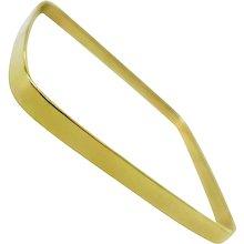 Cartier Square Gold Bangle Bracelet, 1970s