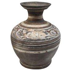 Painted Han Dynasty Vase