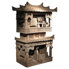 Terracotta Model of an Opera-House