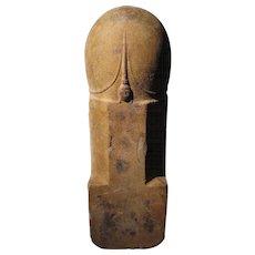 Sandstone Shiva-Lingam