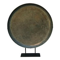Bronze Offering Plate