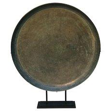 Bronze Offering Plate