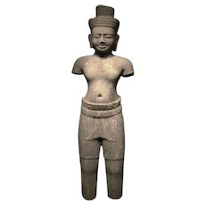 Sandstone Figure of Shiva