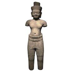 Sandstone Figure of Shiva