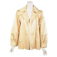 Yves Saint Laurent Haute Couture Runway Worn Evening Jacket
