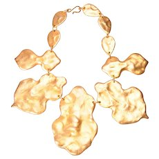 Givenchy Couture Runway Worn Necklace