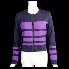 Chanel Cashmere Sweater Set
