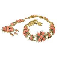 Vintage Kenneth Jay Lane Jeweled Belt