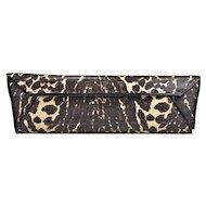 VBH Leopard Print Clutch