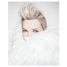Rankin - Kate Moss Furry Quiff