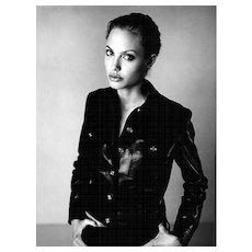 Sante D'Orazio - Angelina Jolie
