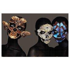Rankin - Butterfly Masks