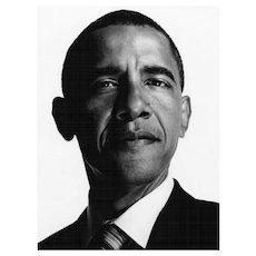 Nigel Parry - Barack Obama