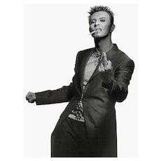 Albert Watson - David Bowie