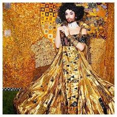 """Ellen von Unwerth - Conchita as """"Goldene Adele"""""""