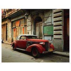 Robert Polidori - Vintage Car with Composite Parts, Havana