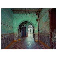Robert Polidori - Calle Cuba, Havana Vieja