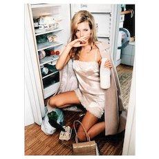 Ellen von Unwerth - Kate Moss Shopping II