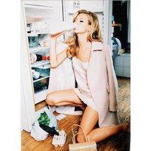 Ellen von Unwerth - Kate Moss Shopping III