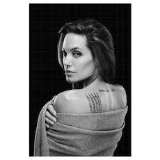 Nigel Parry - Angelina Jolie