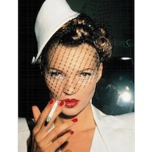 Roxanne Lowit - Kate with Fag