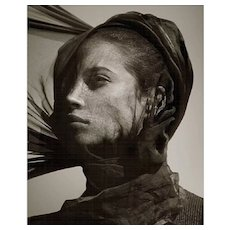 Albert Watson - Christy Turlington Veil