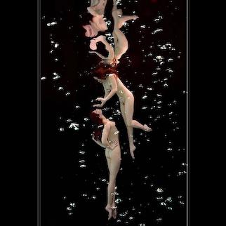 Howard Schatz - Underwater Study #2517