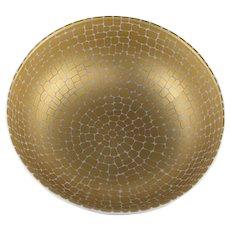 Emilio Pucci Bowl for Rosenthal Studio Line Germany Modernist