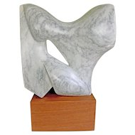 Lisa Roggli Marble Sculpture