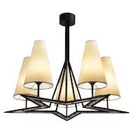 """Jean Royere """"etoile"""" ceiling light"""