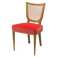 "Jean Royere ""ecusson"" chair"