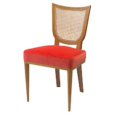"Jean Royere ""ecusson"" chair"