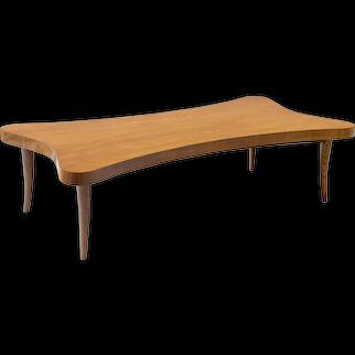 "Jean Royere ""trefle coffee table"